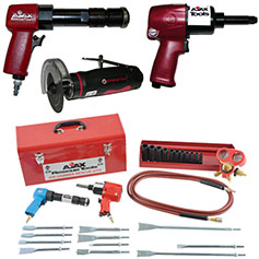 Air Chisels & Tools