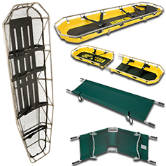 Rescue Baskets & Stretchers