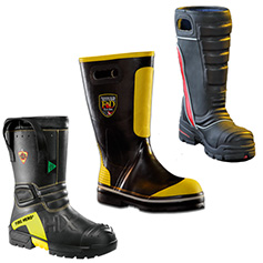 Structural Fire Boots