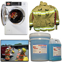 PPE/Turnout Gear Cleaning