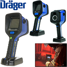 Drager Thermal Imaging Cameras