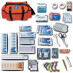 EMS Stocked Response Kits