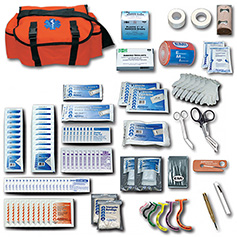 EMS Stocked Response Kits