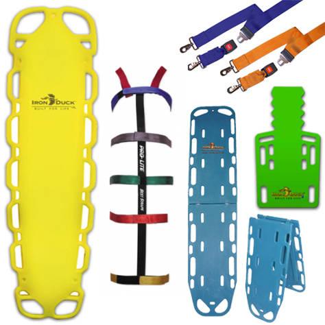 Backboards & Straps