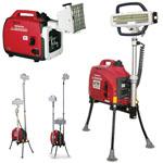 Generators, Power & Lighting