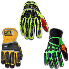 Extrication - Rescue Gloves