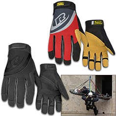 Rope Rescue Gloves