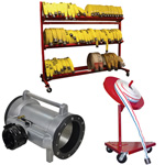 Hose Storage & Cleaning