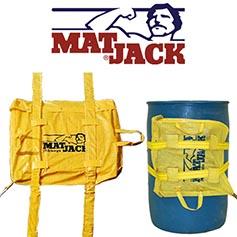 Matsack Leak Sealing