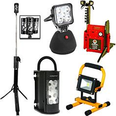 Portable Battery Lighting