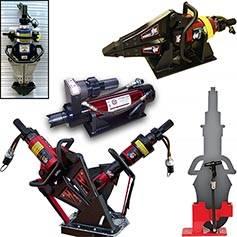 Hydraulic Tool Mounts