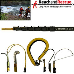Reach and Rescue Poles