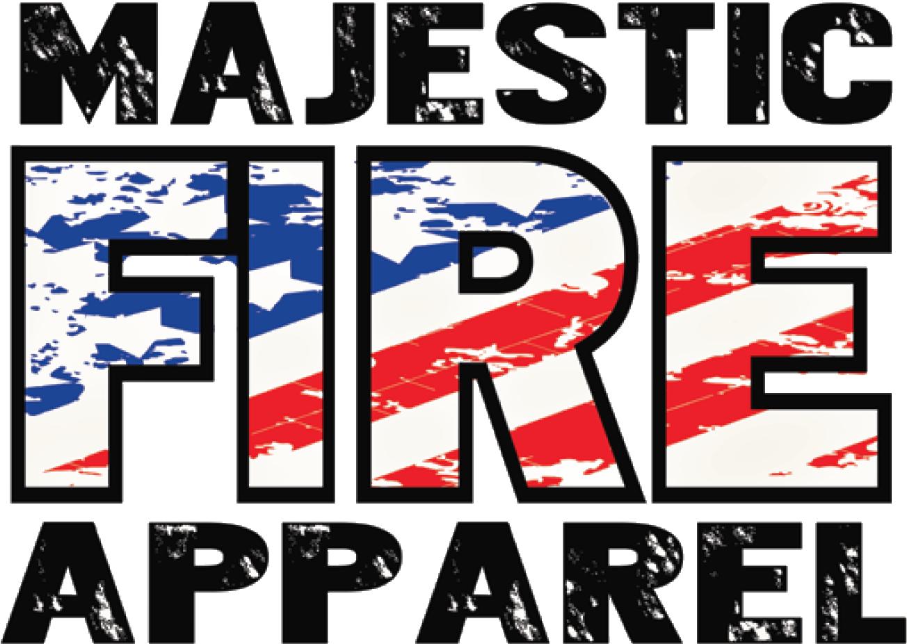 Majestic Fire Apparel Logo