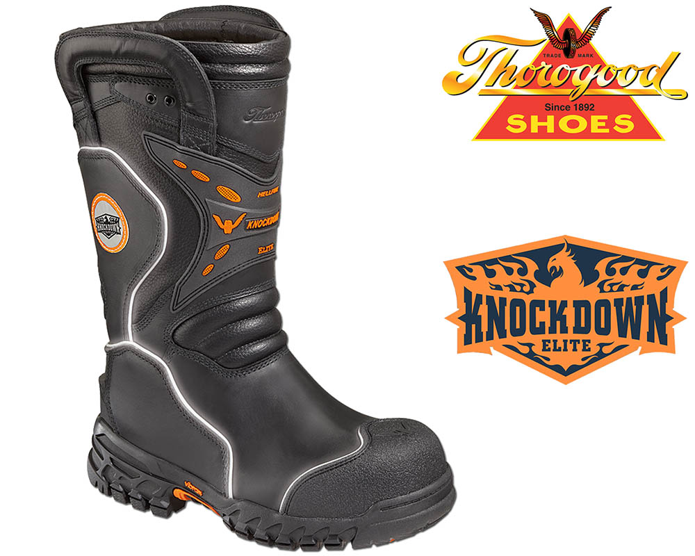 Thorogood Knockdown Elite Boot