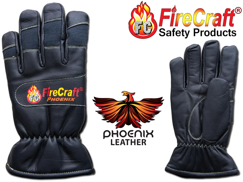 Fire Craft Phoenix Gloves