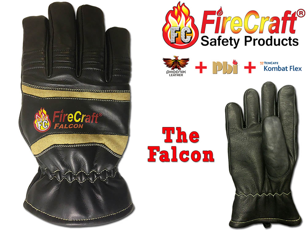 Fire Craft Falcon Glove