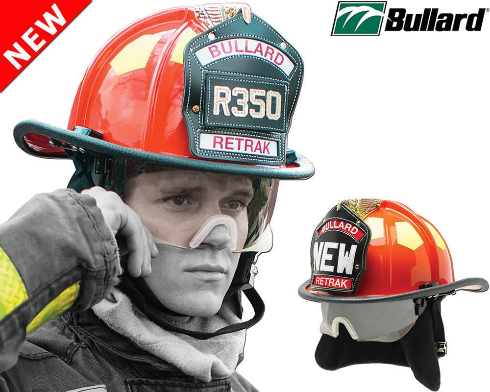 Bullard ReTrak Helmet