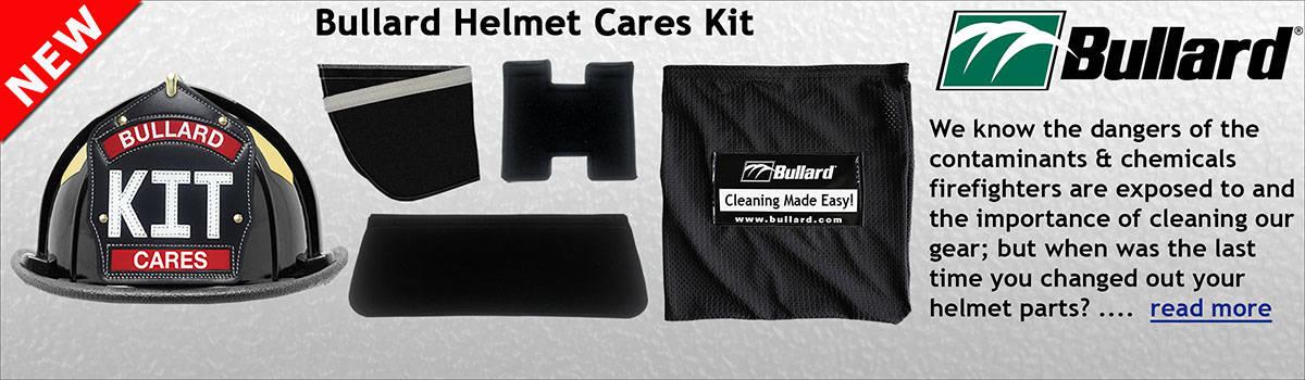 Bullard Cares Helmet Kit