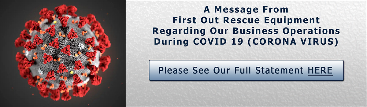 First Out Rescue COVID 19 Info