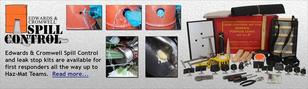 Edwards & Cromwell Leak Sealing Kits