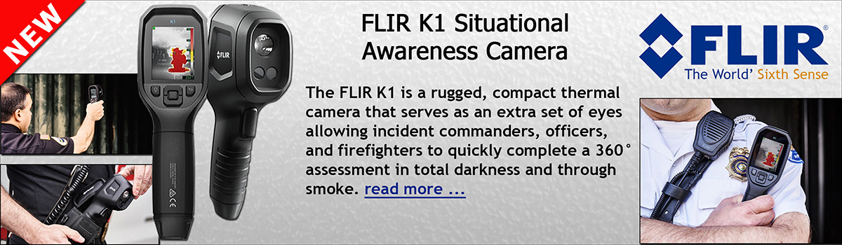 FLIR K1 Thermal Imaging Camera