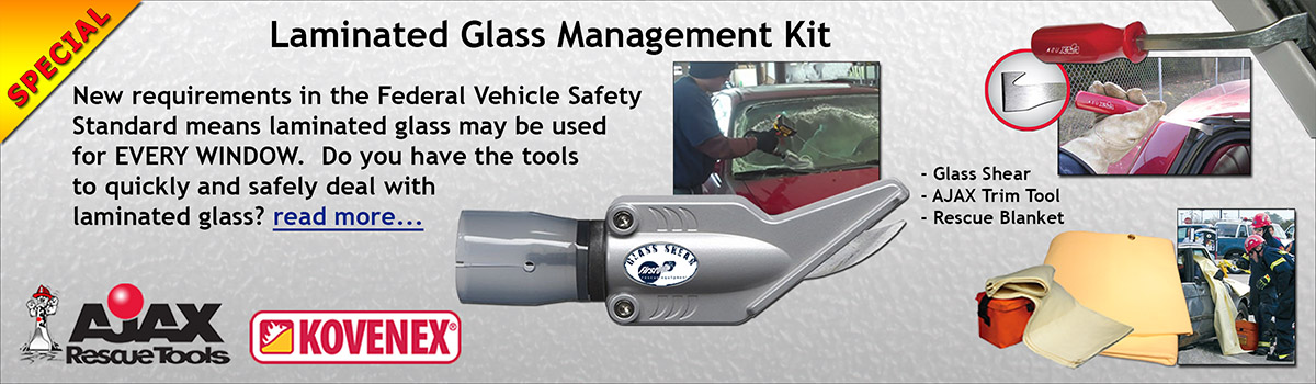 Laminated Glass Management Kit