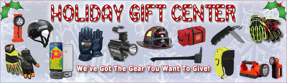 First Out Rescue Equipment Holiday Gift Center