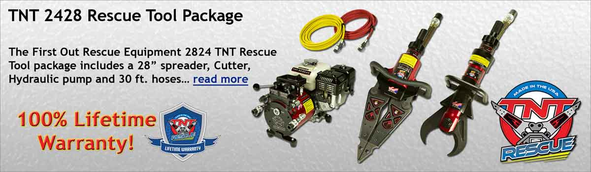 TNT 2428 Rescue Tool Package